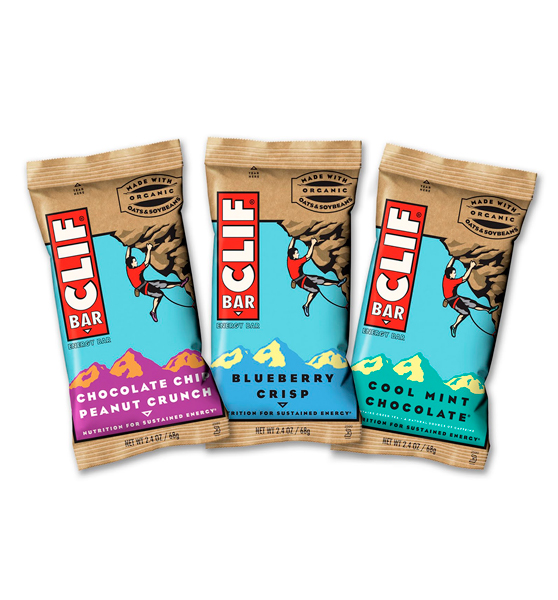 CLIF Bar Energy Bars