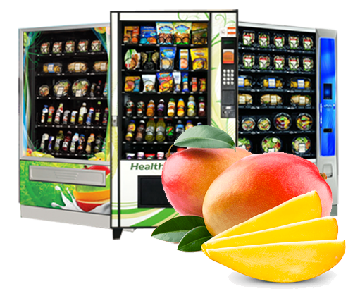 Wicked Healthy Vending machines