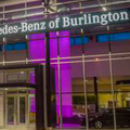 Mercedes-Benz of Burlington exterior
