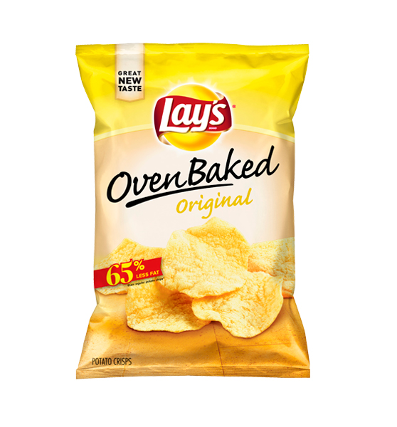 Lays Oven Baked