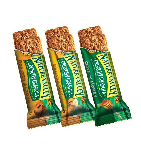 Nature's Valley Bars