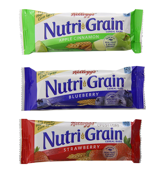 Nutrigrain Bars