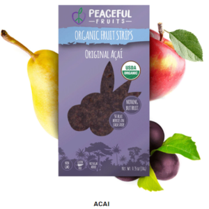 Acai Peaceful Fruit strip