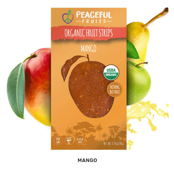 Mango Peaceful Fruit strip