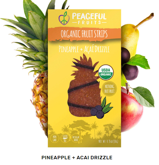 Pineapple Peaceful Fruit strip