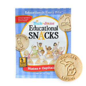 Dick & Jane's Educational Snacks