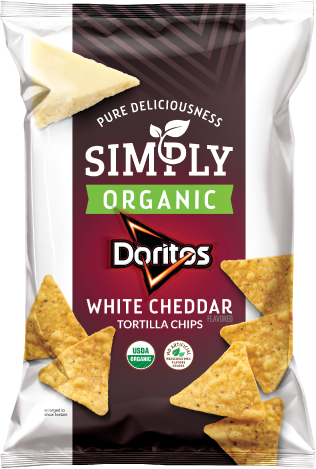 Simply Doritos Organic