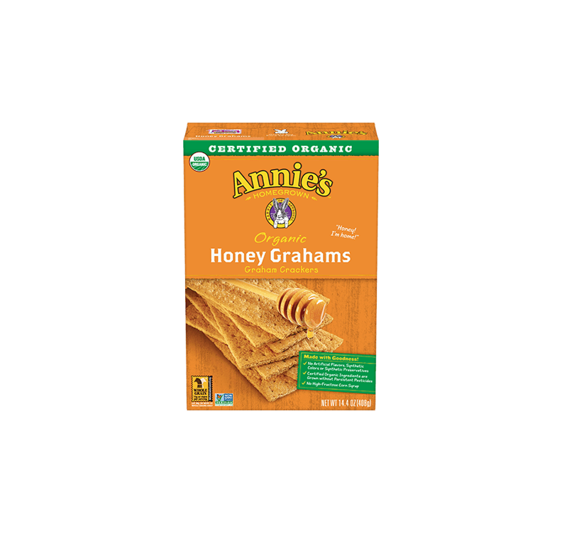 Annie's Honey Grahams