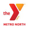 Metro North YMCA logo.